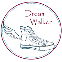 夢想實踐家 Dream Walker-馬克杯,滑鼠墊,胸章,小T恤,鑰匙圈,鏡子鑰匙圈,吸鐵掛勾