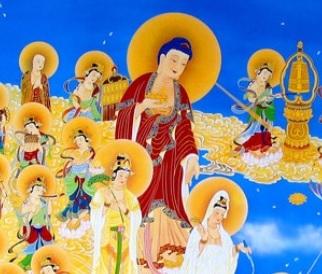 板橋淨宗妙音念佛堂-極樂世界,南無阿彌陀佛
