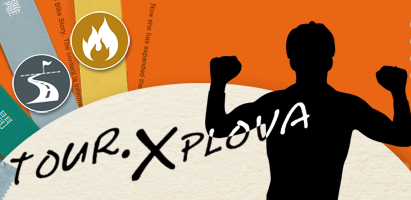 XPLOVA愛普瑞 行車車錶 E7-公路車車錶E7,領導品牌,MOMENT APP,專業路徑
