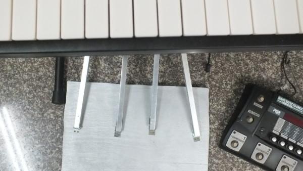 電子琴節奏,間奏,前奏尾奏踏板