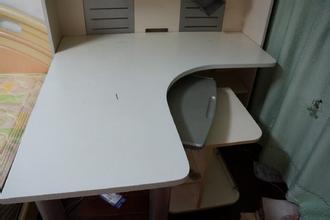 二手書桌A014